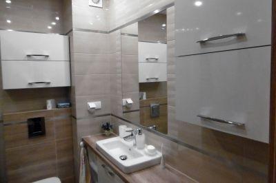 Zabudowa łazienkowa Drewmax Bis